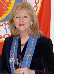 Brigitte Wilcke